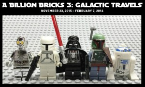 A Billion Bricks 3: Galactic Travels
