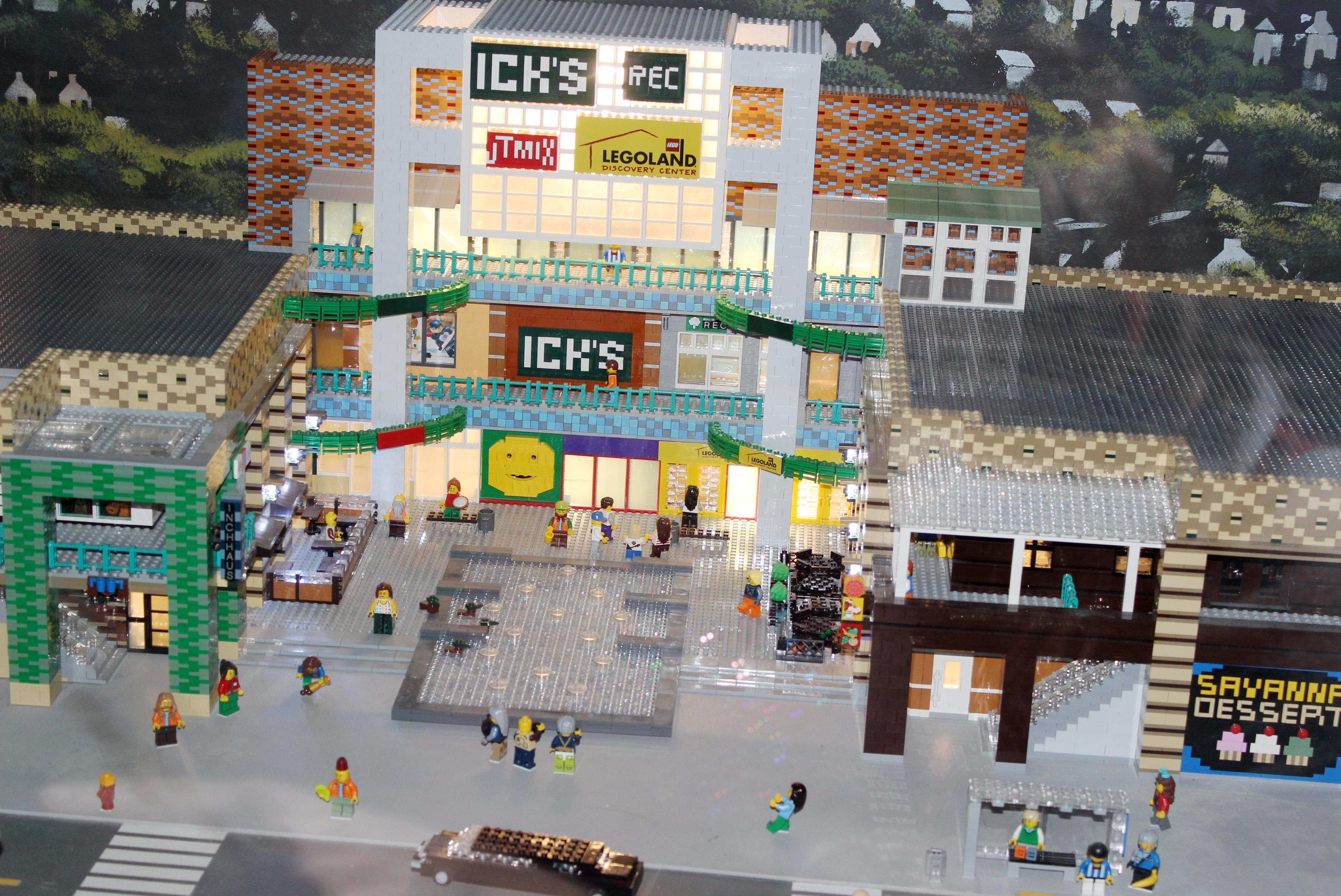 New York Welcomes Legoland Discovery Center March 27