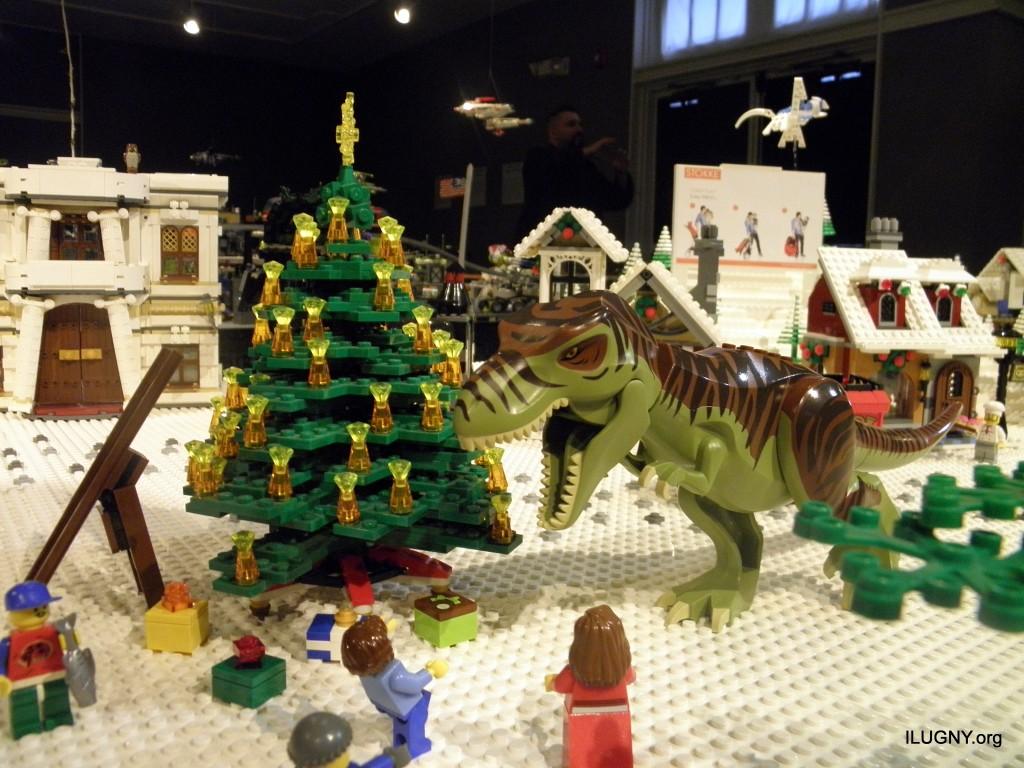 Merry Christmasaurus