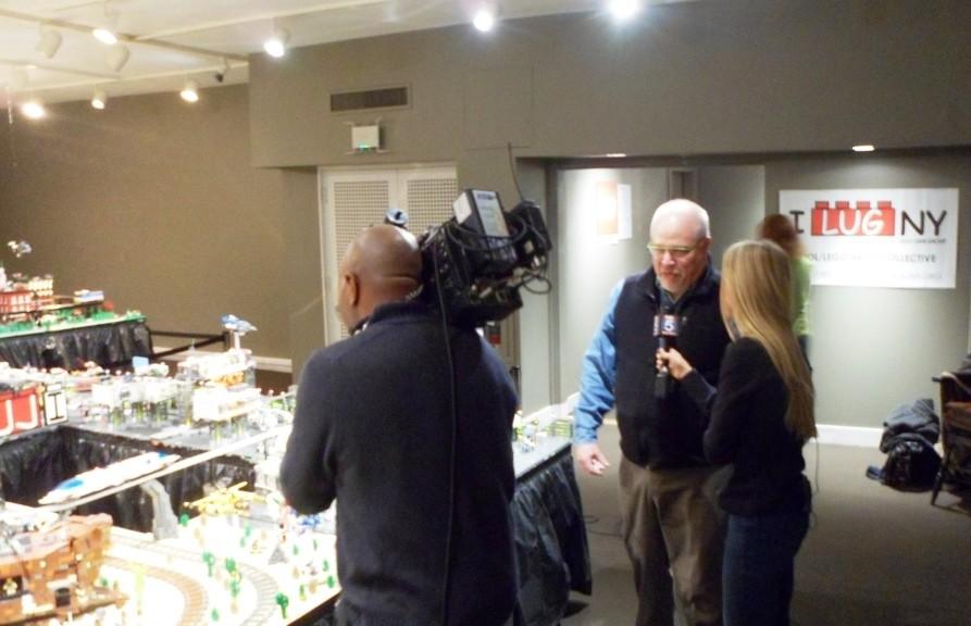 FOX 5 News Coverage of ILUGNY @ Stamford Museum & Nature