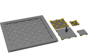 Space (or Socketed) MILS Modules for Moonbase!